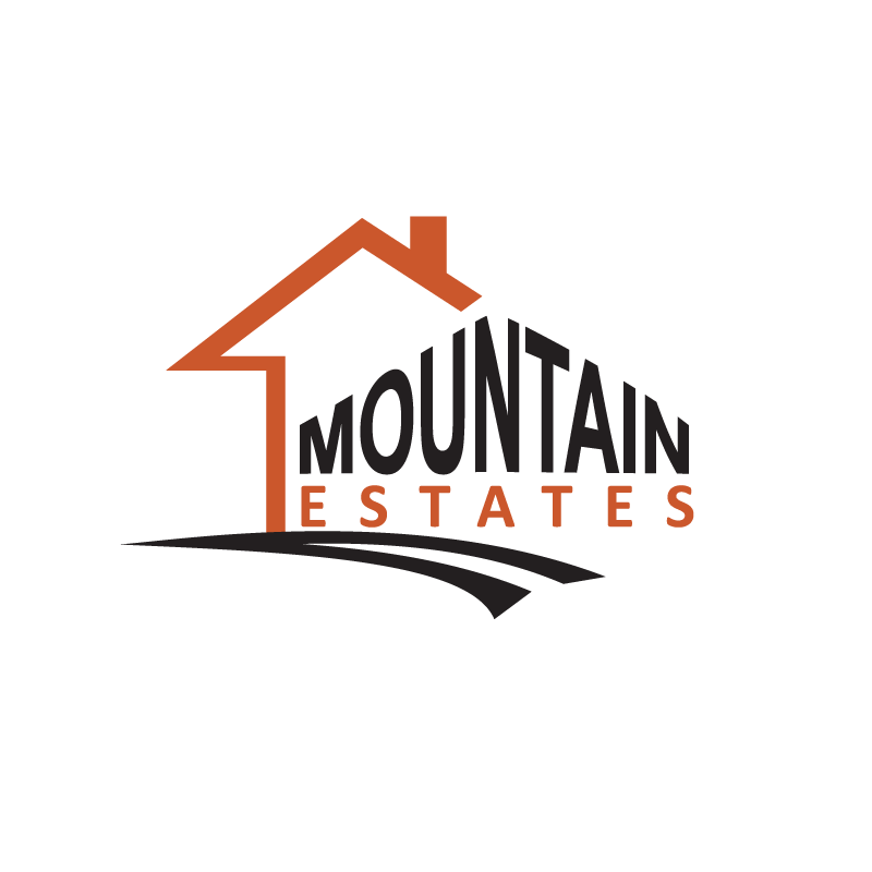 Mountain Estate logo - Transparent